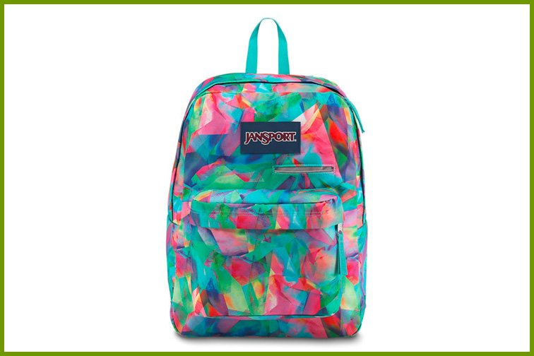 JanSport DigiBreak Laptop Backpack; Courtesy of Amazon