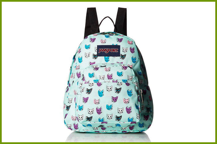 JanSport Half Pint Mini; Courtesy of Amazon