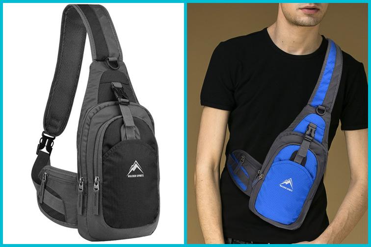 MALEDEN Sling Bag; Courtesy of Amazon