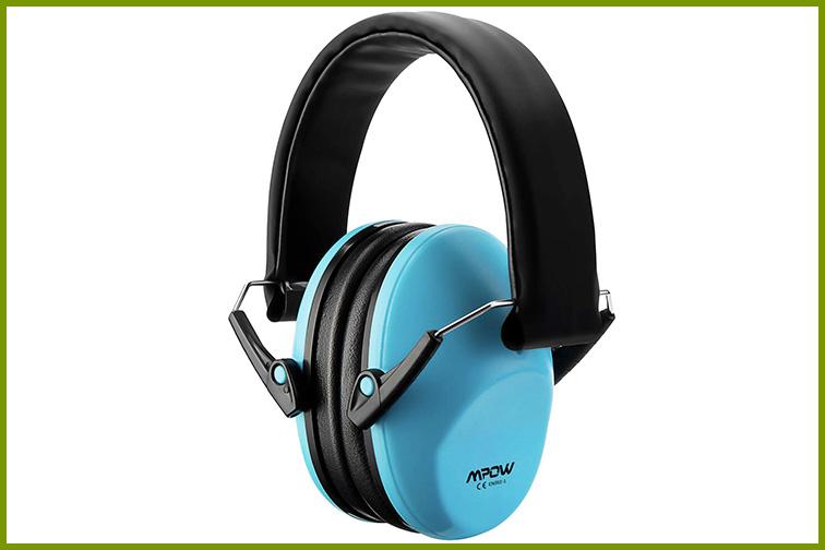 Mpow 068 Kids Ear Protection Noise Reduction Earmuffs; Courtesy of Amazon