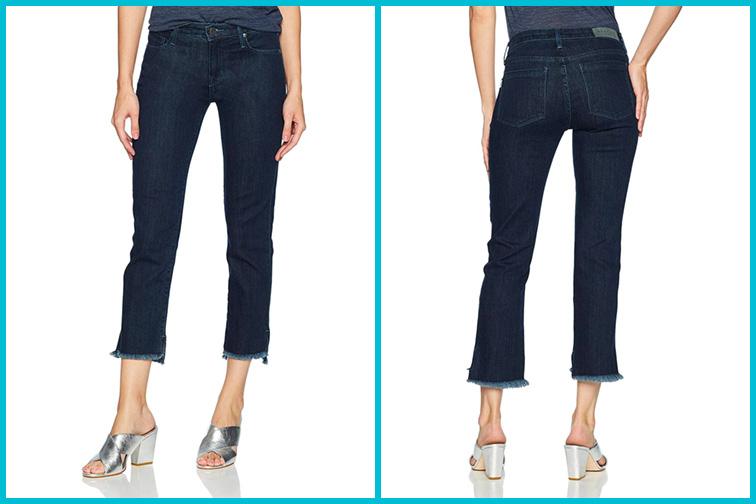 Parker Smith Step-Hem Jeans; Courtesy of Amazon