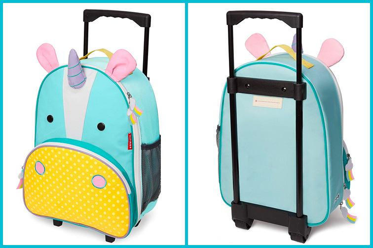 Skip Hop Luggage for Kids; Courtesy of Amazon