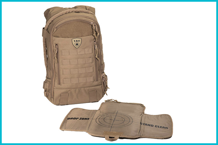 Tactical Baby Gear Daypack 3.0; Courtesy of Amazon