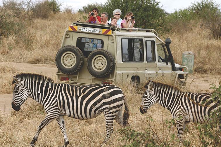 Tanzania: A Grand Family Safari - Tauck Bridges