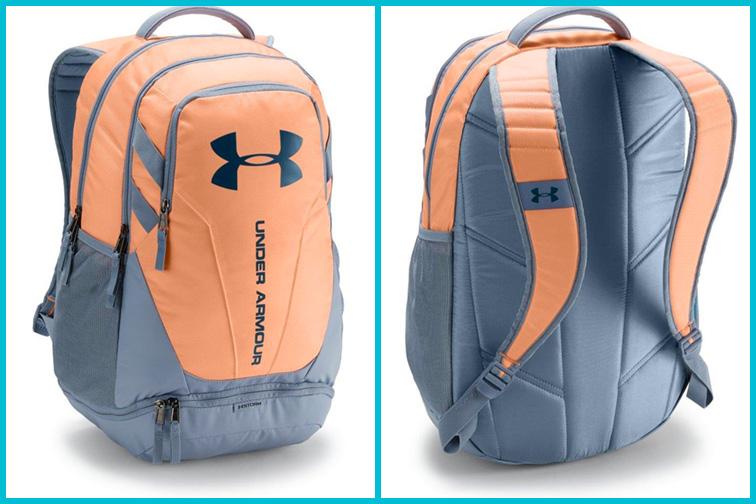 Under Armour Hustle 3.0 Backpack; Courtesy of Amazon
