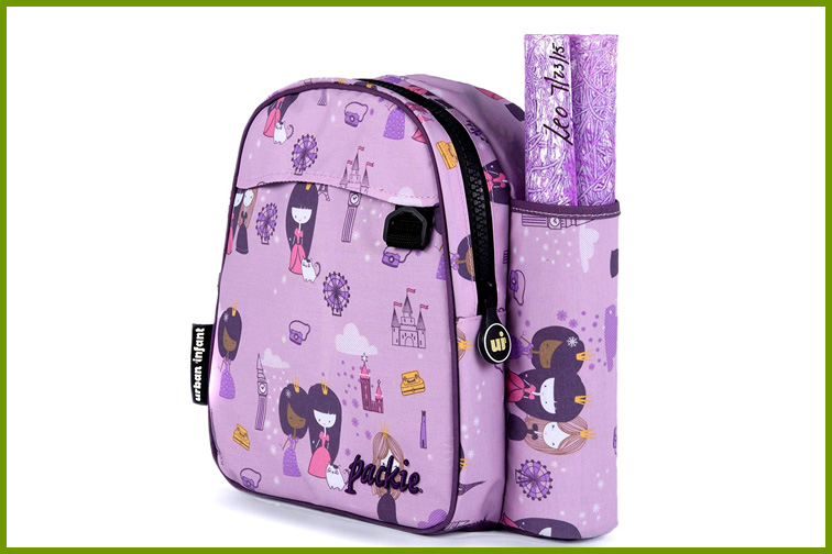 2. Urban Infant Toddler Preschooler Backpack; Courtesy of Amazon