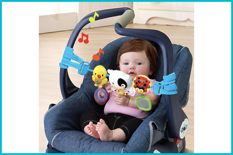 VTech Baby-On-the-Moove Activity Bar