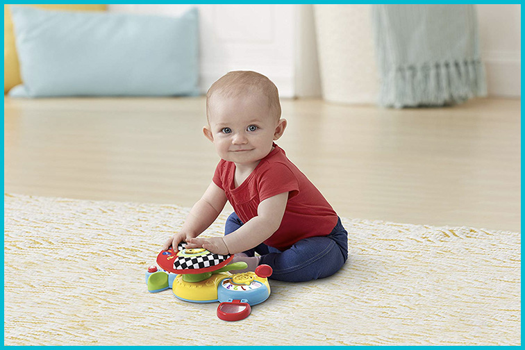 VTech On-the-Go Baby Driver; Courtesy of Amazon