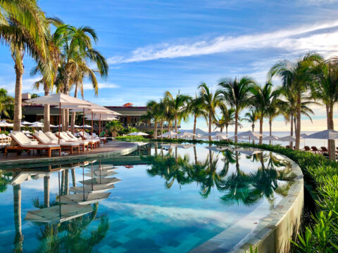 Grand Velas Resort; Courtesy of Carolyne Parent/Shutterstock