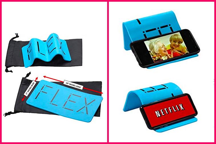 FLEX Cell Phone Holder.; Courtesy of Amazon