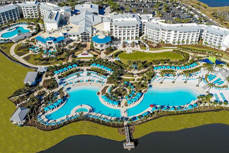 Margaritaville Resort Orlando; Courtesy of Margaritaville Resort Orlando