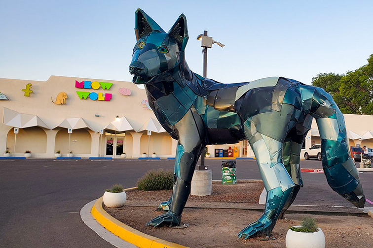 Meow Wolf – Santa Fe, NM; Courtesy of TripAdvisor Traveler/Scott Traveler