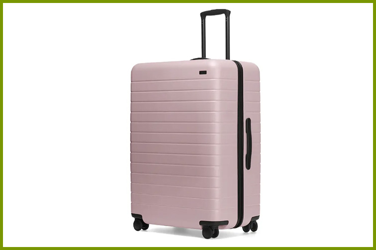 AWAY Large Suitcase 29-Inch; Courtesy of Away