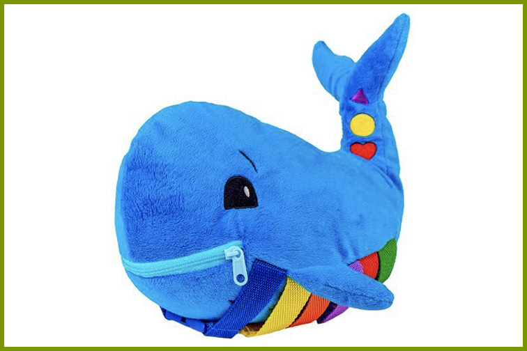 Buckle Toys Whale; Courtesy of Amazon