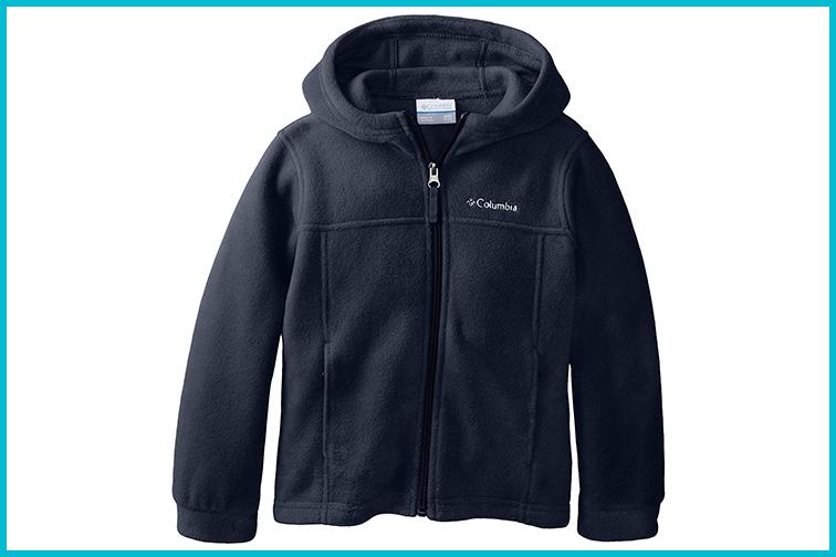 Columbia Boys' Steens Fleece Hoodie Jacket; Courtesy of Amazon