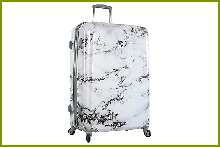 Heys Unisex 30-Inch Spinner Luggage; Courtesy of Amazon