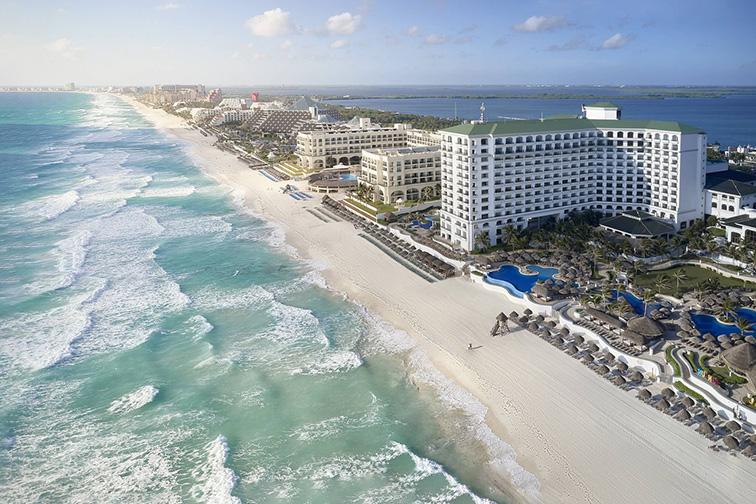 JW Marriott Cancun Resort and Spa in Cancun; Courtesy of JW Marriott Cancun Resort and Spa