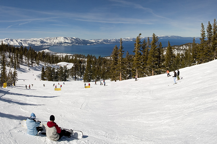 Lake Tahoe; Courtesy of Rafael Ramirez Lee /Shutterstock