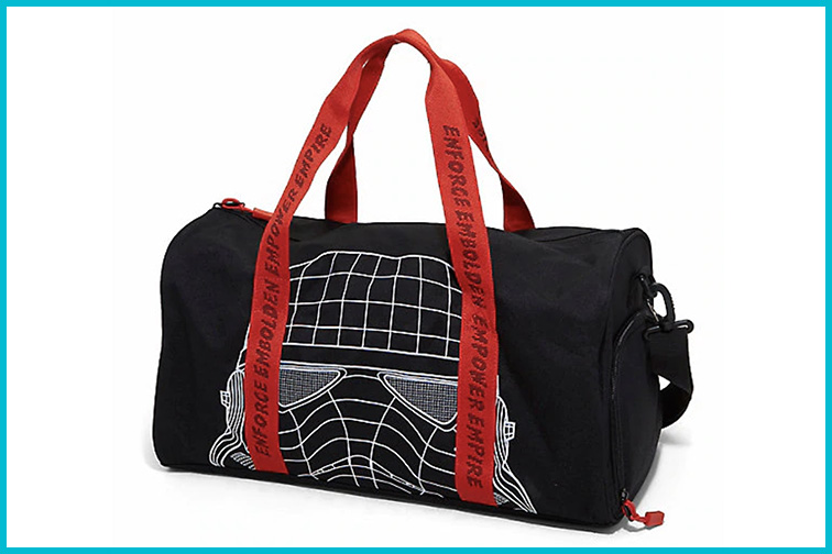 Loungefly Star Wars Stormtrooper Duffle Bag; Courtesy of BoxLunch