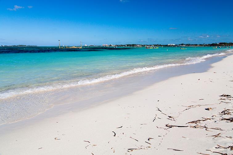 Nassau, Bahamas; Courtesy of Alessandro Lai/Shutterstock