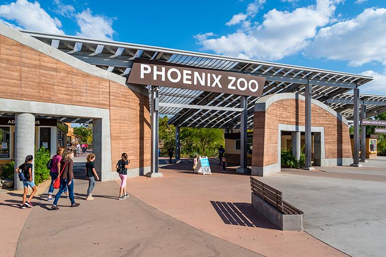 Phoenix, AZ; Courtesy of Gregory E. Clifford/Shutterstock