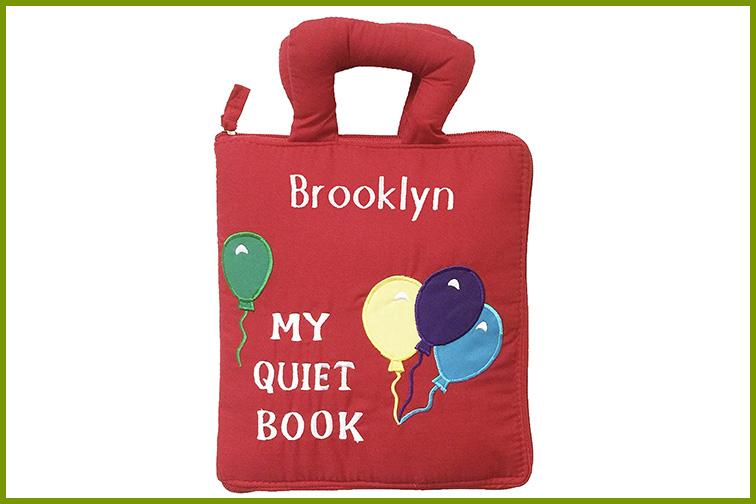 Busy Books; Courtesy of Amazon