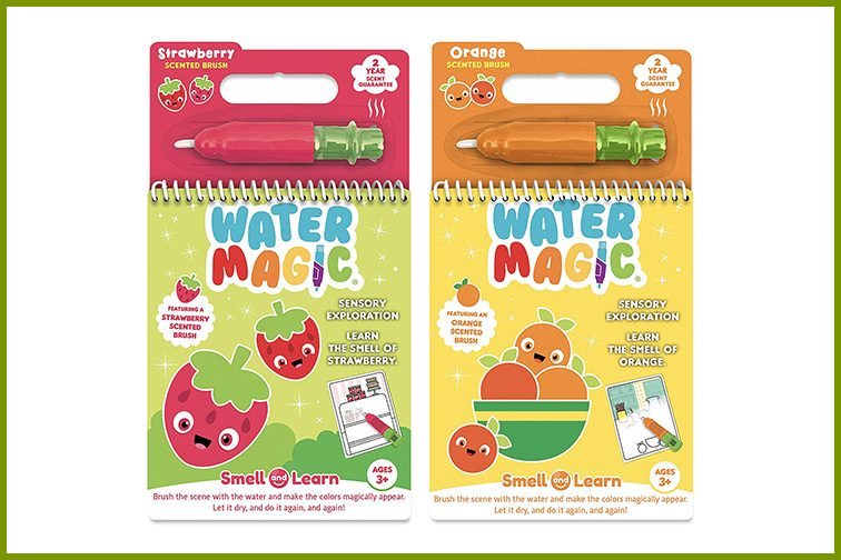 Water MagicColoring Books; Courtesy of Amazon