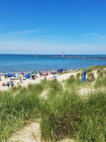 Silver Beach in St. Joseph, MI; Courtesy of TripAdvisor Traveler Marilou70