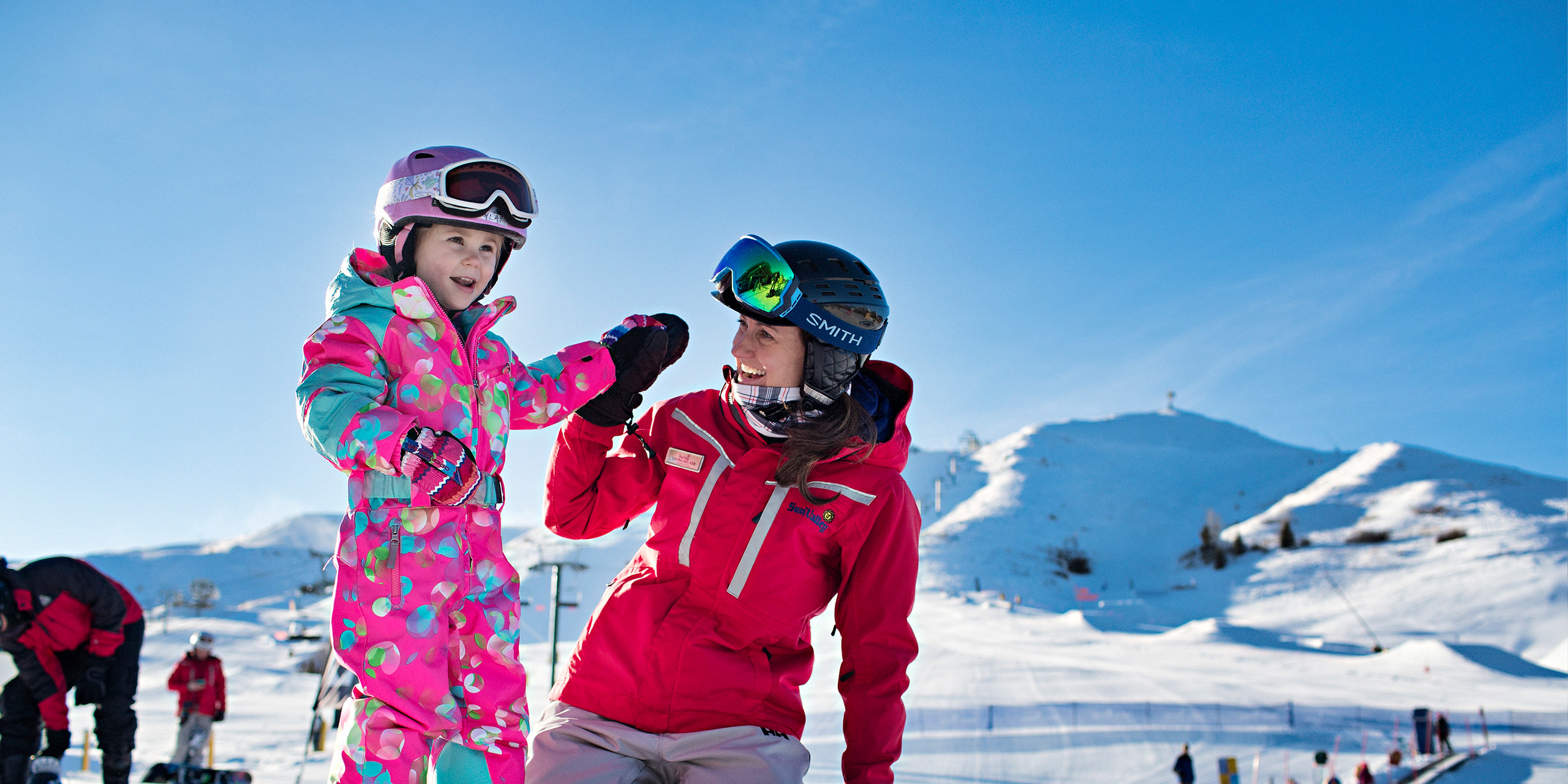 Sun Valley Ski resort; Courtesy of Sun Valley Resort