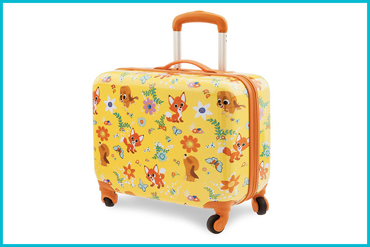 The Fox and the Hound Rolling Luggage - Disney's Furrytale Friends; Courtesy of Disney
