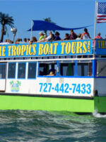 Tropics Boat Tours in Clearwater, FL; Courtesy of Tropics Boat Tours