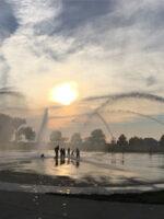 Whirlpool Compass Fountain in Saint Joseph, MI; Courtesy of TripAdvisor Traveler andy b