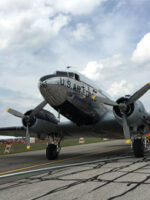 C-47 Cargo-Plane at Willow Run Airport; Courtesy of TripAdvisor Traveler ForrestHBrown