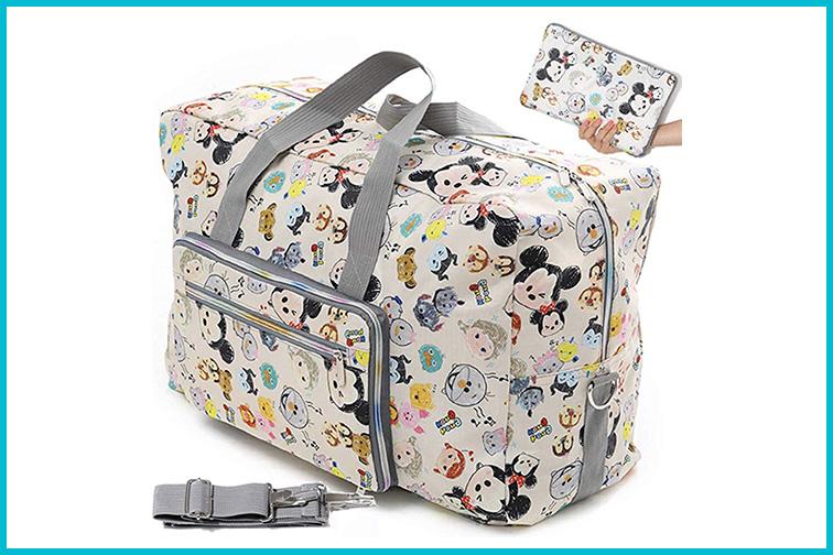 Foldable Travel Duffle Bag; Courtesy of Amazon