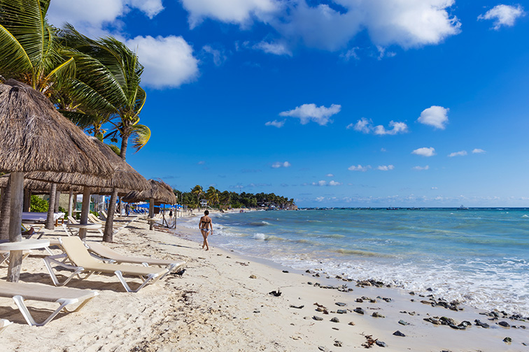 Playa del Carmen; Courtesy of posztos /Shutterstock