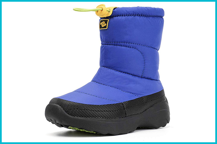 ALEADER Kids Waterproof Winter Snow Boots; Courtesy of Amazon