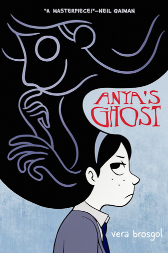 Anya's Ghost by Vera Brosgol ; Courtesy of Amazon