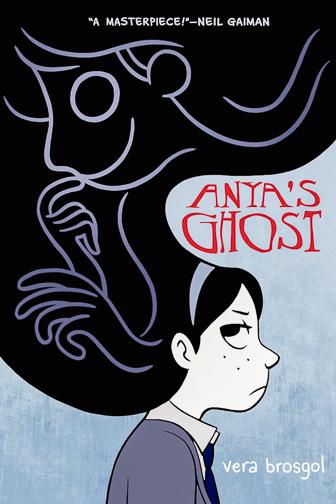 Anya's Ghostby Vera Brosgol ; Courtesy of Amazon