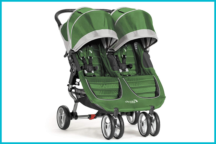 Baby Jogger City Mini Double Stroller for Disney; Courtesy of Amazon