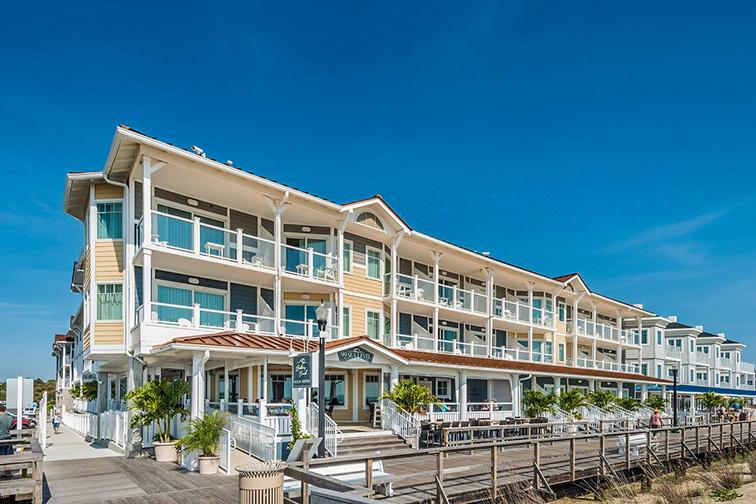 Bethany Beach Ocean Suites Residence Inn by Marriott; Courtesy of Bethany Beach Ocean Suites Residence Inn by Marriott