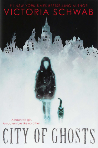 City of Ghosts by Victoria Schwab ; Courtesy of Amazon