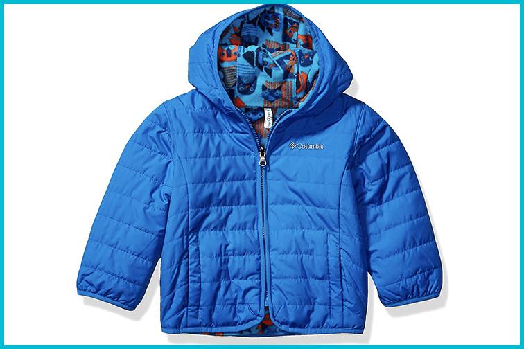 Columbia Kids' Double Trouble Jacket; Courtesy of Amazon