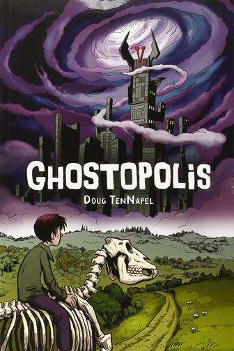 Ghostopolisby Doug TenNapel ; Courtesy of Amazon