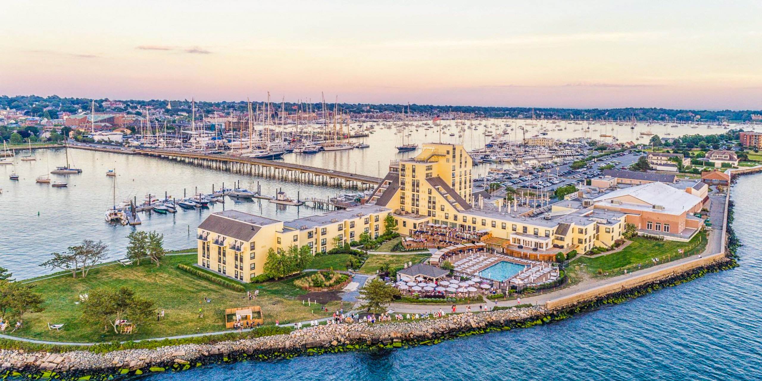 Gurney's Newport Resort & Marina; Courtesy of Gurney's Newport Resort & Marina