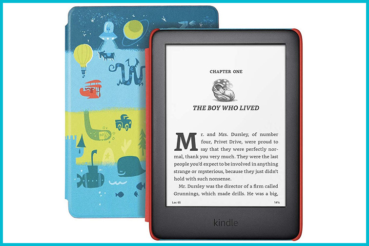 Kindle Kids Edition; Courtesy of Amazon