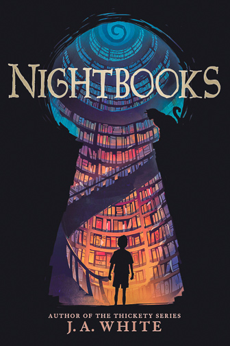 Nightbooks by J.A. White ; Courtesy of Amazon