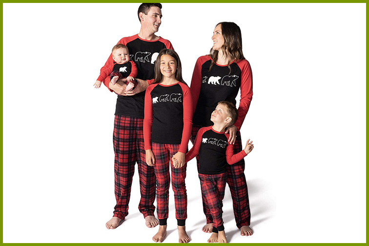 12 Best Christmas Pajamas for the Whole Family 2019