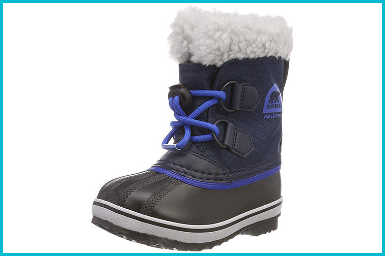 SOREL Children's Yoot Pac Nylon Snow Boot; Courtesy of Amazon