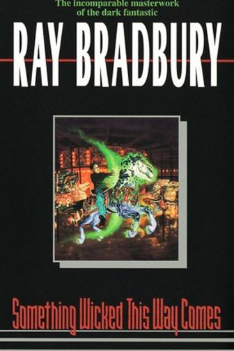 Something Wicked This Way Comesby Ray Bradbury ; Courtesy of Amazon