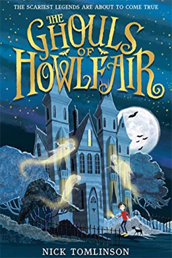 The Ghouls of Howlfairby Nick Tomlinson ; Courtesy of Amazon